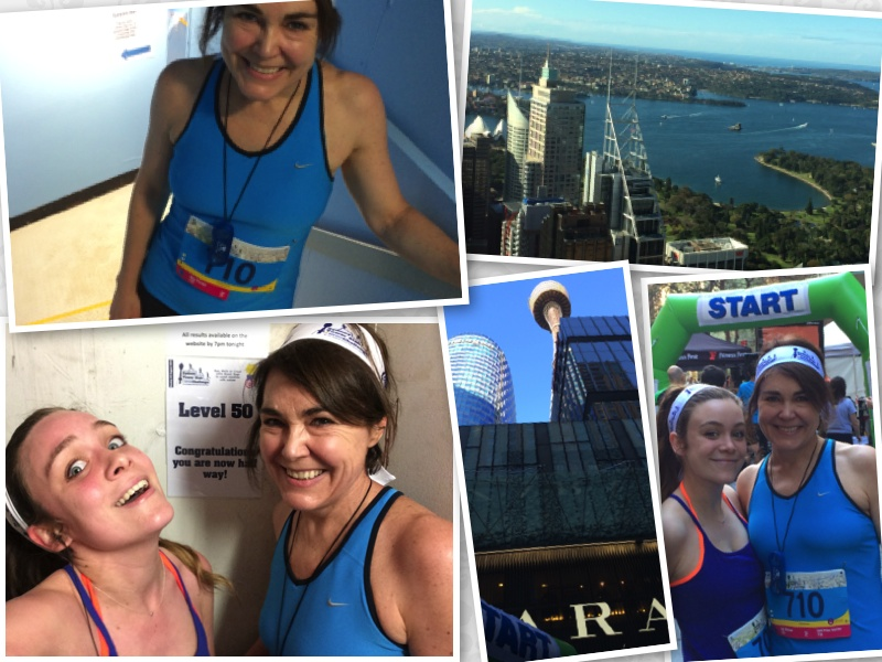 Collage Sydney Tower