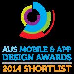 Aus Mobile App Design Awards 2014 Shortlist