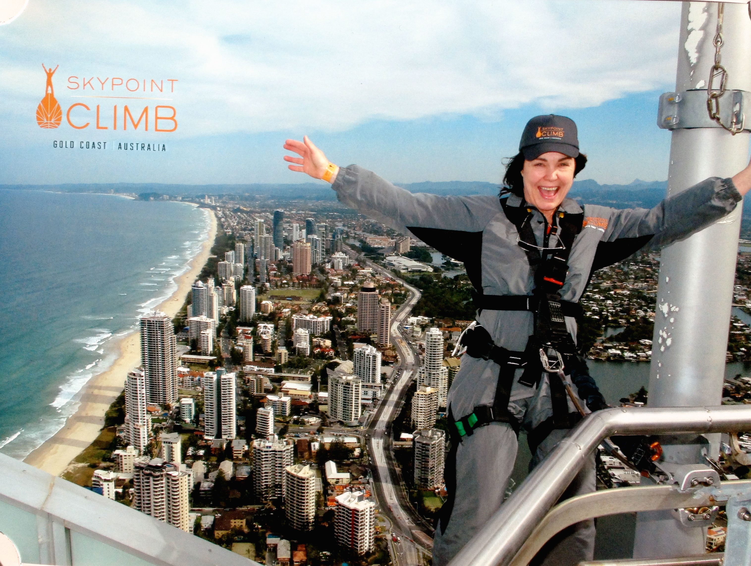 Summiting Australia's tallest building