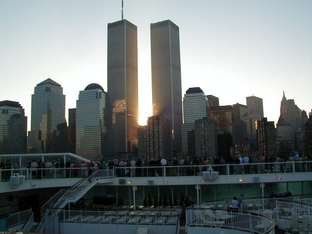 New York's Twin Towers