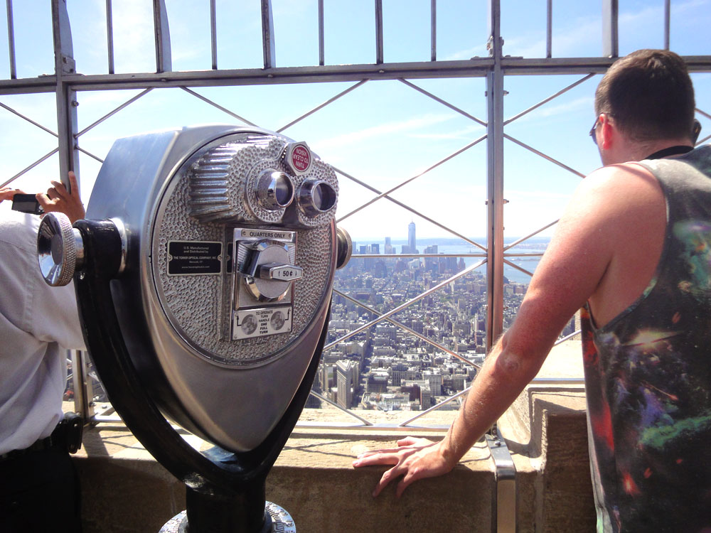 New York, Viewing Platform, Empire State Building, Views On Top Guide