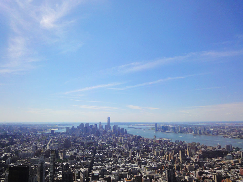 New York, Empire State Building, The Views On Top Guide