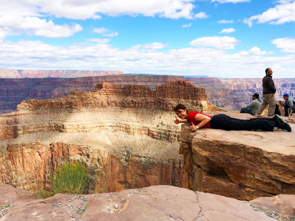 How to see the Grand Canyon with a fear of heights