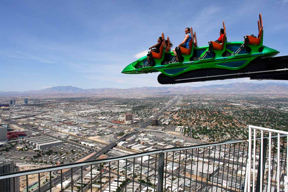 X-Scream at Stratosphere Tower, Las Vegas