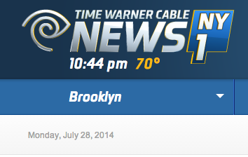Time Warner Cable News NY1