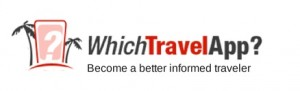 Which Travel App 2014 08 14