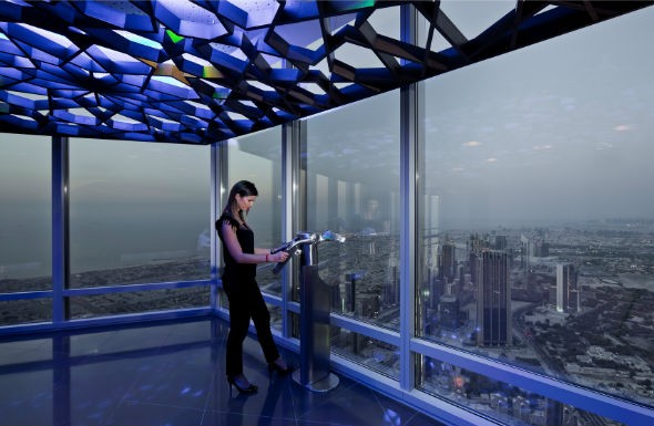 Highest Observation Deck
