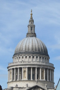 St Paul's dome