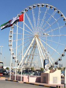 abu dhabi marina eye wheel